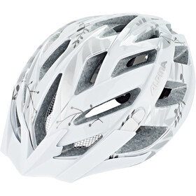 Alpina Panoma 2.0 Helm white-silver leafs